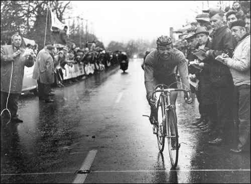Amstel Gold Race 1970 - vittoria di Georges Pintens