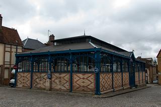 La Halle de Sézanne