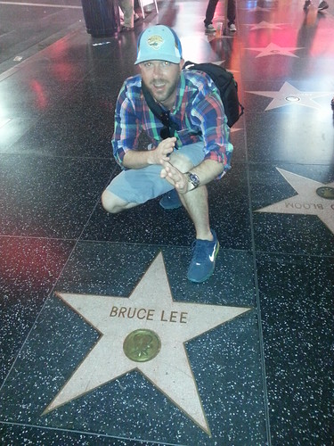 Bruce Lee, Hollywood Walk of Fame, Los Angeles, California