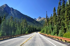 Seek the Autumn Color - North Cascades Highway
