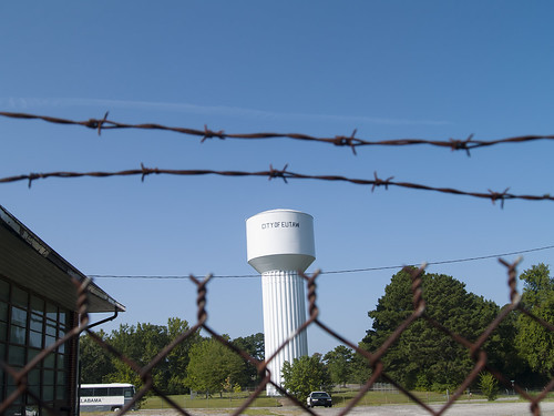 tower water wire alabama armory barbed gaurd nationa eutaw