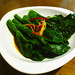 Chinese Broccoli with Oyster Sauce 蚝油芥兰 @ Beijing