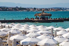 Ilica Beach in Alaçati, Turkey #travel #beach #turkey @lucehotelalacati