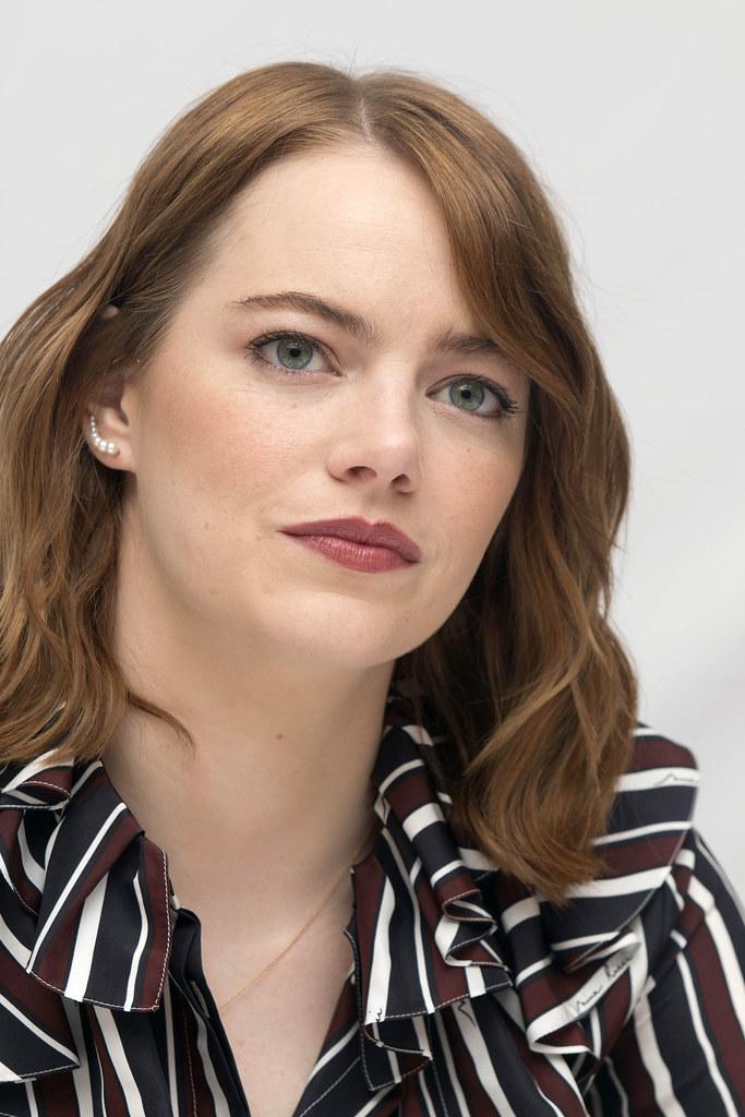 Эмма Стоун — Пресс-конференция «Ла-Ла Ленд» на «TIFF» 2016 – 20