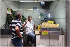 Abacaxi. Mercado central de Belo Horizonte