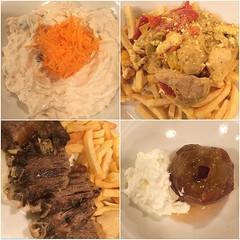 Ωραία φάση χθες στου Βλάσση / Big h-eat, yummy frites 🍟