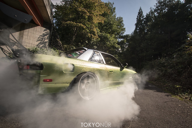Freee's Touge Chapter:Just A Small Town Boy Livin In A Touge World - Ishii's Nissan S13 Silvia (Wanbia-240SX)