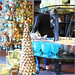 Portrait of a shopper at Christmas by PikPix, often off...