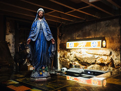 Our Lady of the Old Dirty Basement