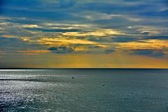 Brighton, Sunset
