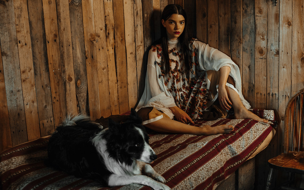 Аня Тейлор-Джой — Фотосессия для «Hunger» 2016 – 2
