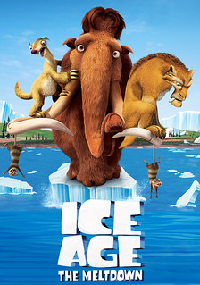 冰原歷險記2 │ Ice Age-The Meltdown (2006)