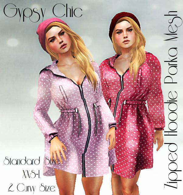 Gypsy Chic - Exclusive - SecondLifeHub.com