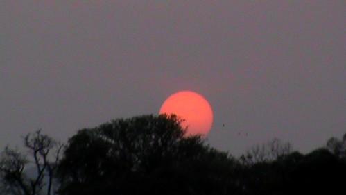sunset guwahati nirmal