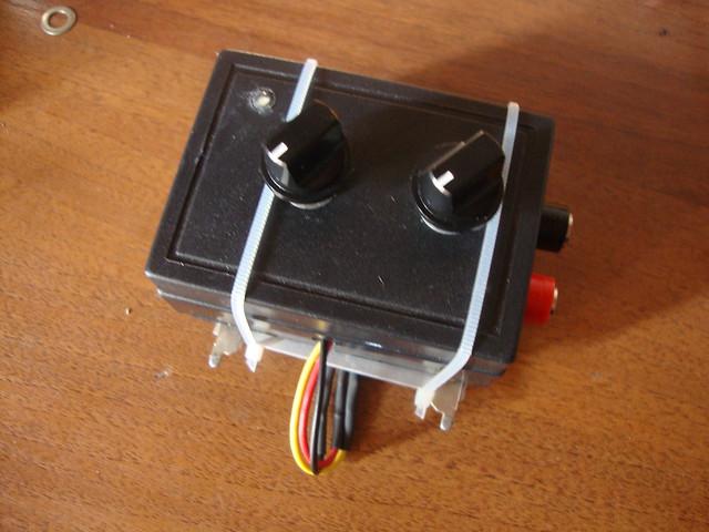 Electronic Load/ Carga electrónica