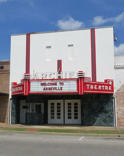 Archie Theatre Abbeville AL