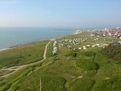 Hirtshals lighthouse view