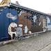 Fitzroy Mural by Ghost Patrol by wiredforlego