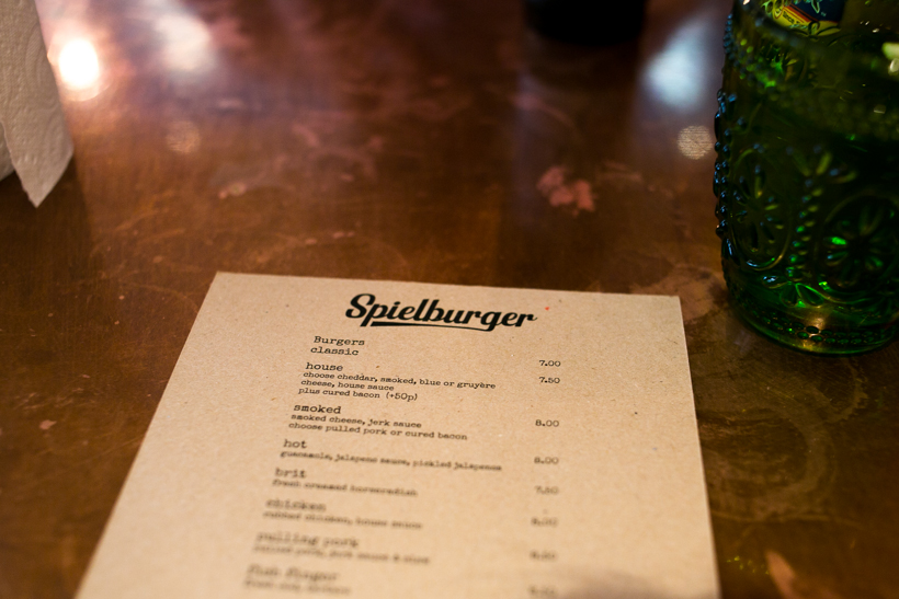 Spielburger, Hampstead