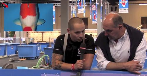 Nozumi besproken; interview met Grand Champion owner Michel