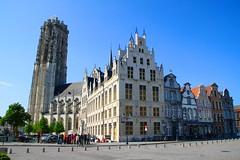 Grote Markt in Mechelen 680