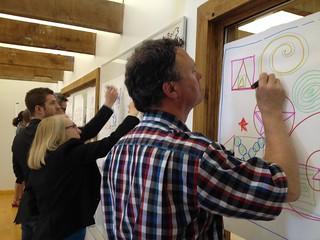 #visualPractice #workshop #montreal