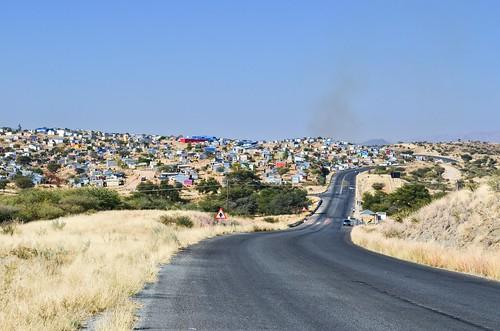 Otjomuise location, Windhoek