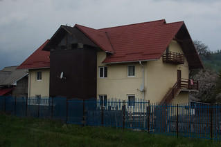 Angled Rooves of Romania