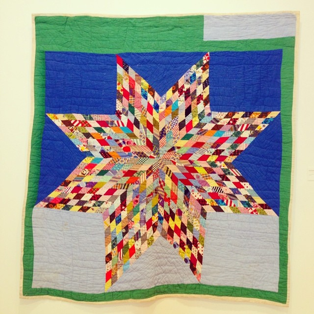 attributed to Mary Duncan, Lone Star, about 1950
