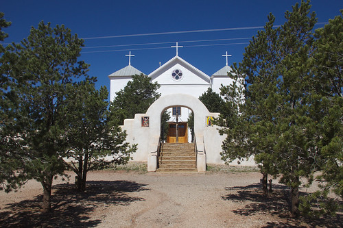 San Miguel del Vado Catholic Church, Ribera, NM