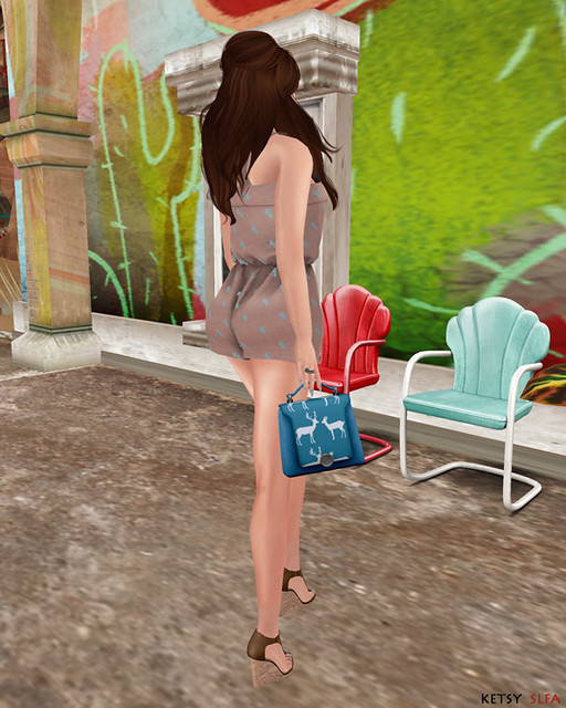 Hair Fair - I Can See Your Halo (New Post @ Second Life Fashion Addict)
