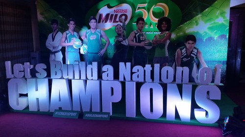 38th Milo Marathon press launch