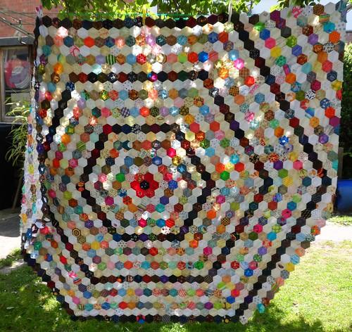hexagons july 2014