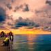 Mellow sunset II by Henrik Godsk Hansen