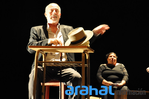 AionSur 14482159593_bcb30ac55c_d Teatro y flamenco se unen para hacer una crítica social en Al Gurugú 2014 Flamenco  José Luis Ortíz Paco Taranto Inés Bacán