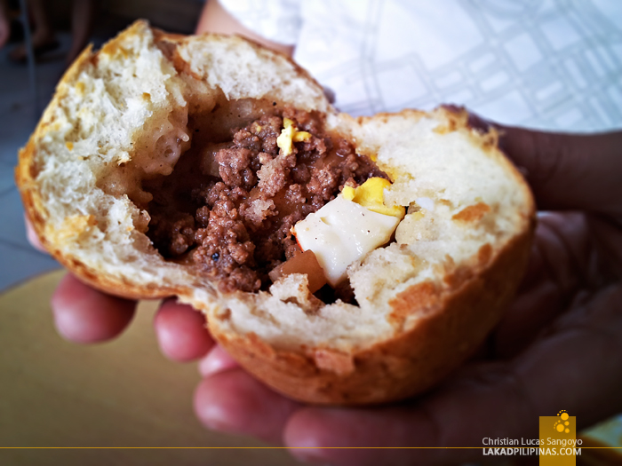 Toasted Siopao in Munoz, Quezon City