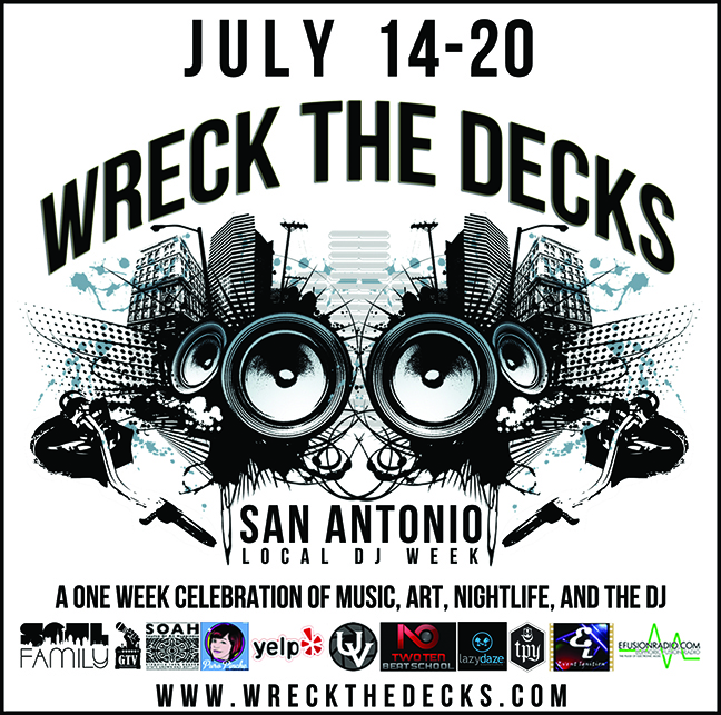 Wreck The Decks