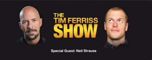 The Tim Ferriss Show - Neil Strauss
