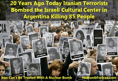 20th Anniversary of the AMIA Bombing