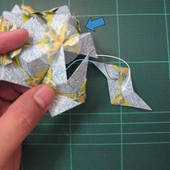 วิธีพับบอลกระดาษแบบเอสเตลล่าฟลอร์ (Estrella Flor Kusudama)018