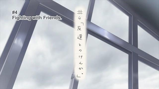 Isshuukan Friends Ep4 - Image 3