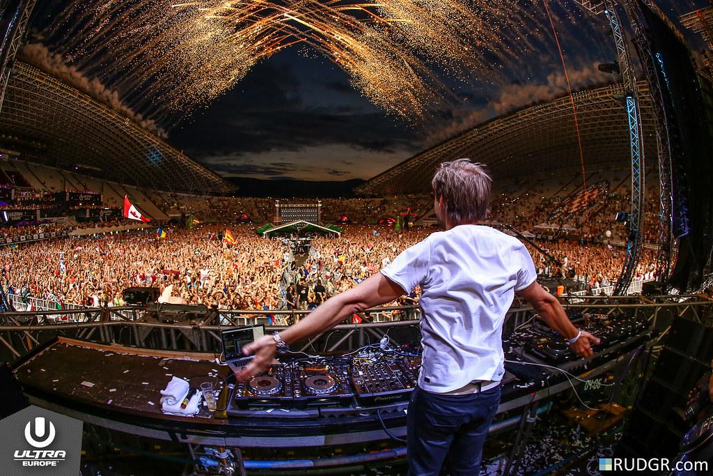 Armin van Buuren @ Ultra Europe 2014