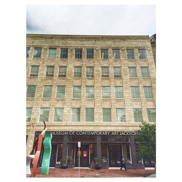 Tonight I'll be here, @MOCAjax. Come see Shaun Thurston's Atrium Mural before it's gone, enjoy the Art Walk in Hemming Plaza and enjoy what Jacksonville has to offer on a Wednesday night in downtown! #mocajax #jonahbonahinjax