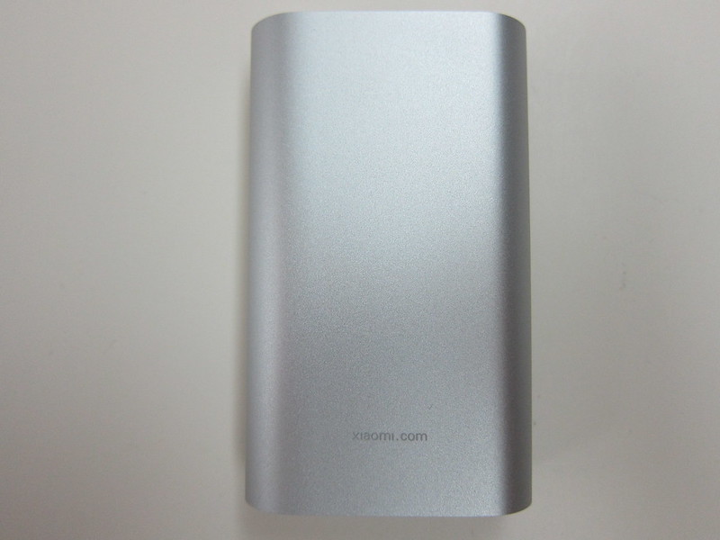 Xiaomi Mi 5,200mAh Power Bank - Back