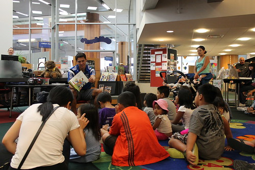 Story Time with Shea Salinas from the SJ Earthquakes