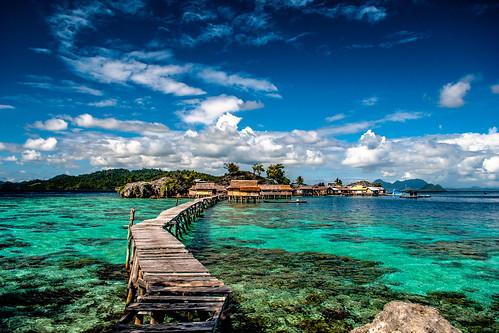indonesia bajo sulawesi celebes togean seavillage seanomad