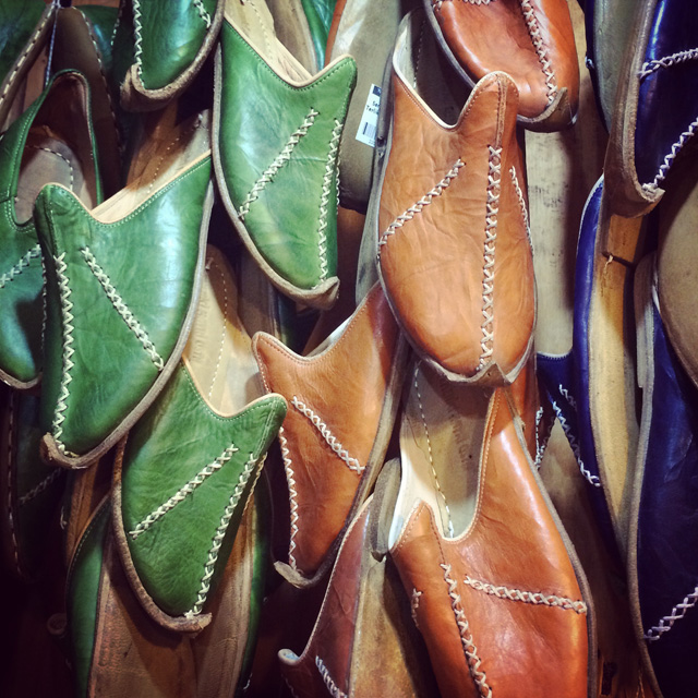 turkish handmade shoes