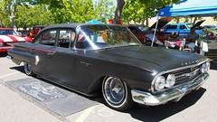 1960 Chevrolet Biscayne 4 door (Custom) 'AGS 280' 2