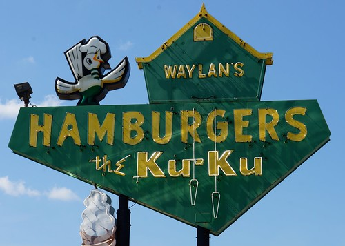 Waylan's Ku-Ku Burger - Route 66, Miami, Oklahoma