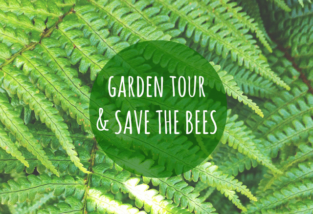 1 garden tour how to create a bee garden vivatramp lifestyle book blog uk